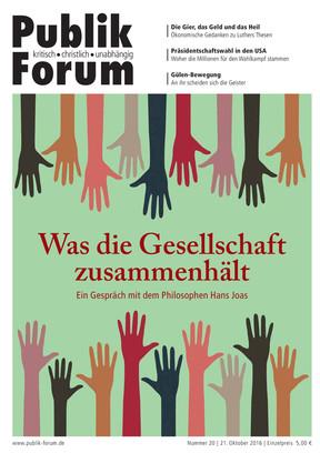 Publik-Forum, 20/2016