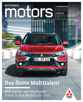 Mitsubishi Motors Magazin Nr. 3