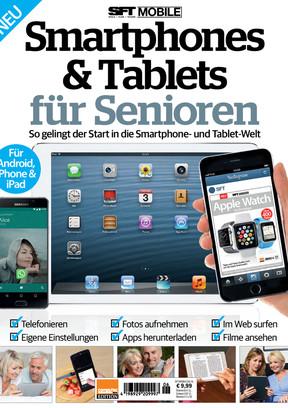 Smartphones und Tablets für Senioren (Nr. 1)