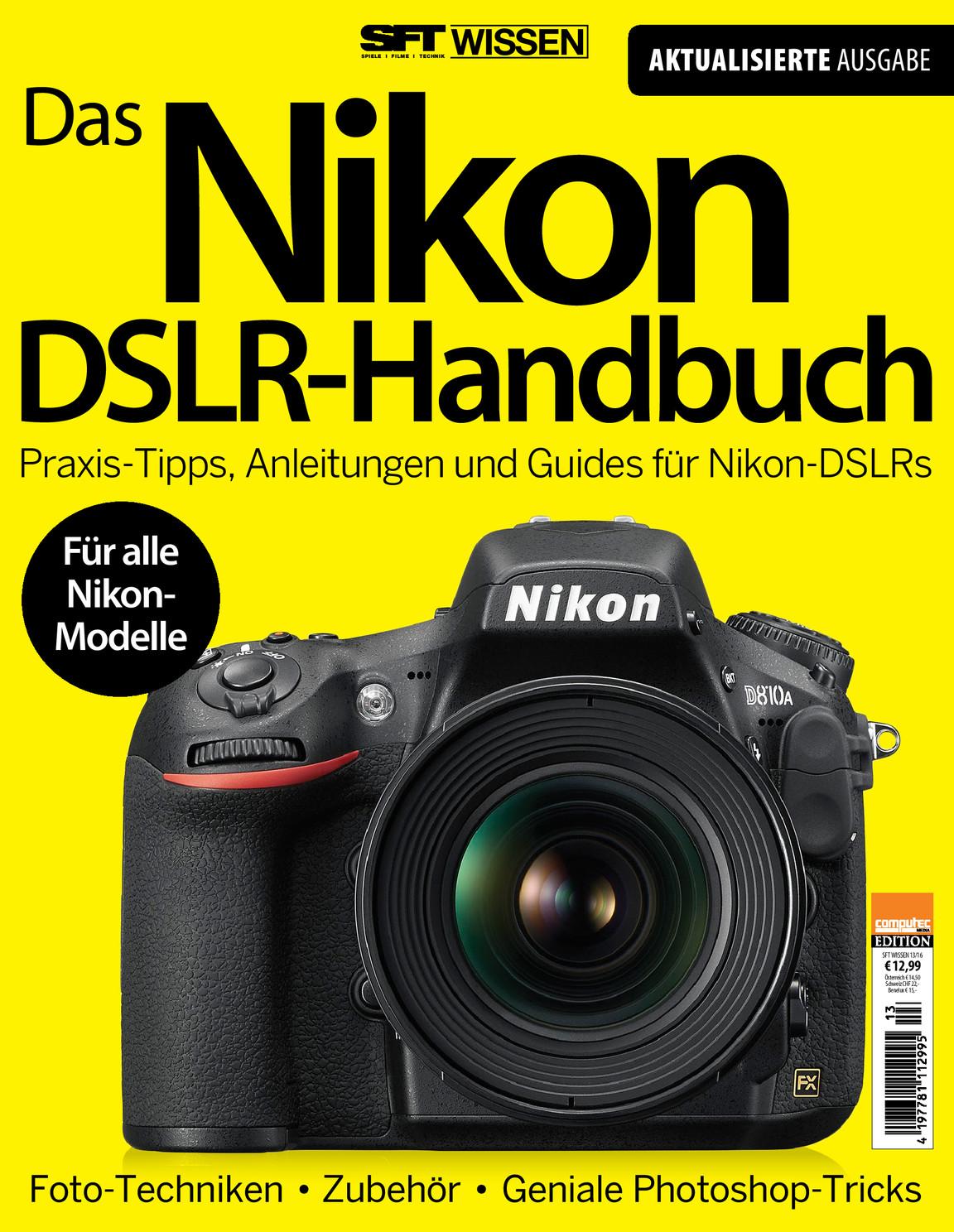Das Nikon Dslr Handbuch Nr 5 Sft