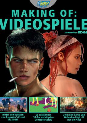 Making of: Videospiele