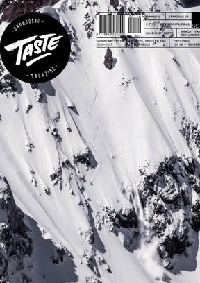 Taste Snowboard Magazine #1 2016