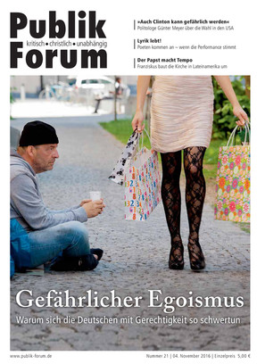 Publik-Forum, 21/2016