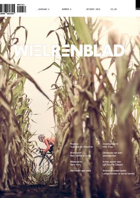 Wielrenblad #4 2016