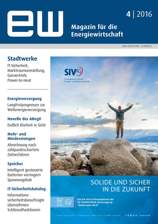 ew-Magazin 4/2016