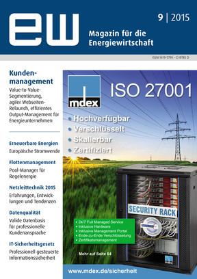 ew-Magazin 9/2015