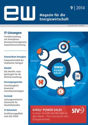 ew-Magazin 9/2014
