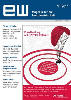 ew-Magazin 1/2014