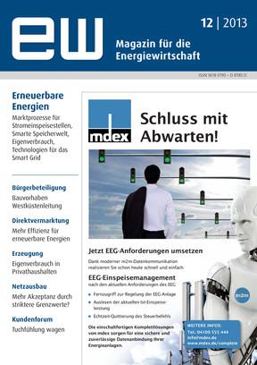 ew-Magazin 12/2013