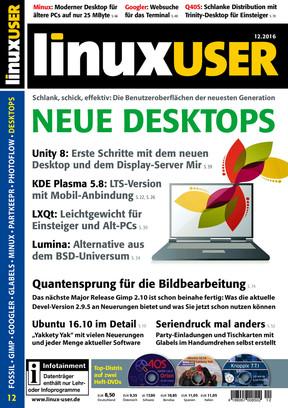 LinuxUser 12/2016