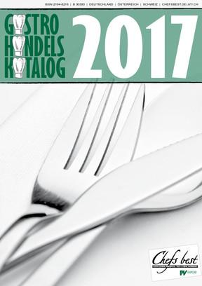 Gastro-Handels-Katalog 2017