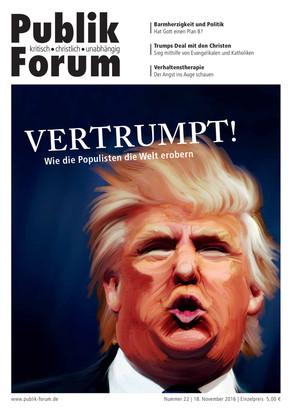 Publik-Forum, 22/2016