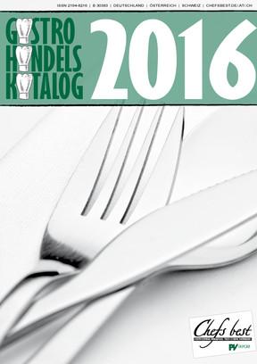 Gastro-Handels-Katalog 2016