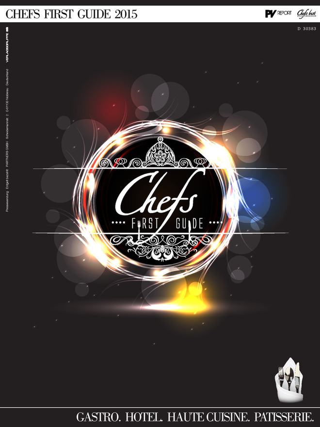 Chefs First Guide 2015