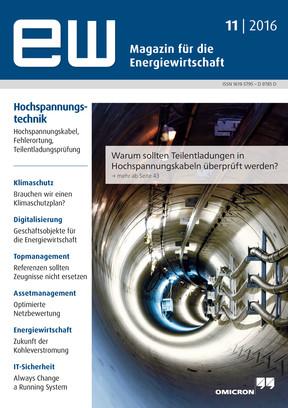 ew-Magazin 11/2016