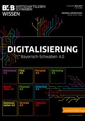 B4B WIRTSCHAFTSLEBEN SCHWABEN WISSEN Digitalisierung