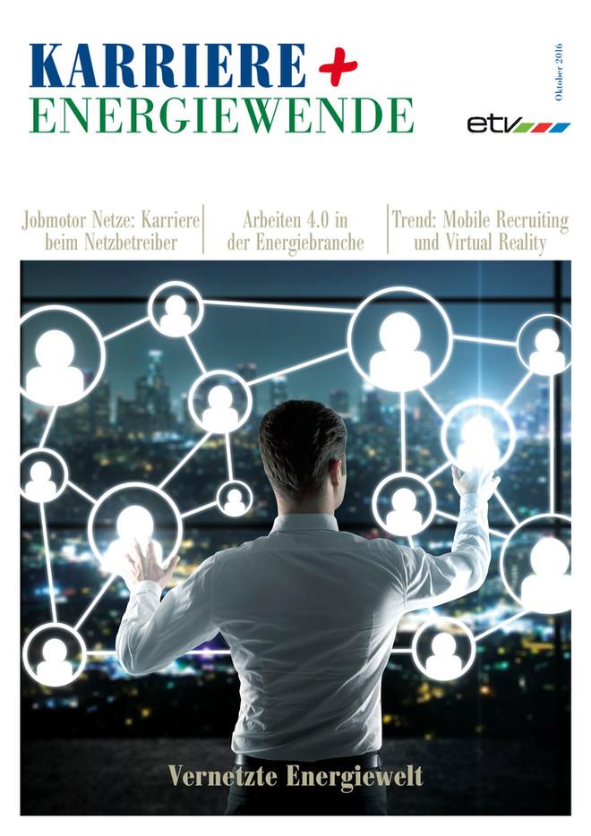 Karriere + Energiewende 10/2016