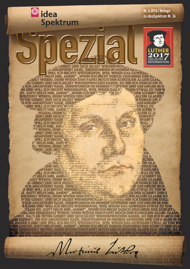 ideaSpezial – Luther