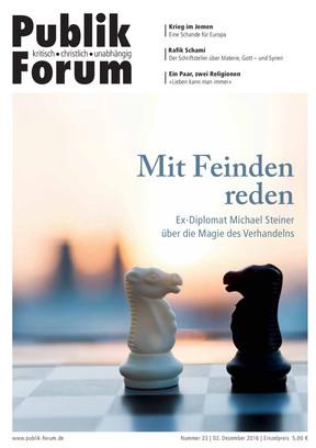 Publik-Forum, 23/2016