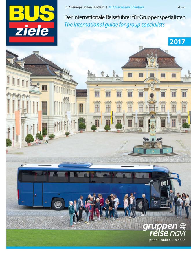 Bus-Ziele 2017