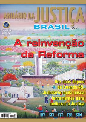 Anuário da Justiça Brasil 2015