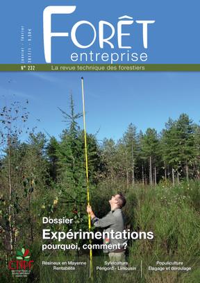 Forêt-entreprise n° 232 (version numérique)