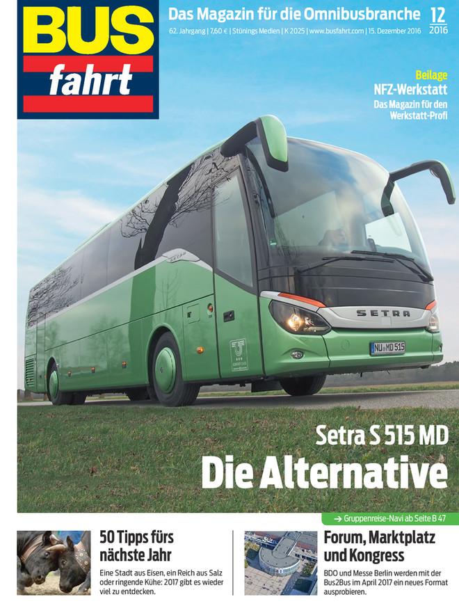 Bus-Fahrt 12/16