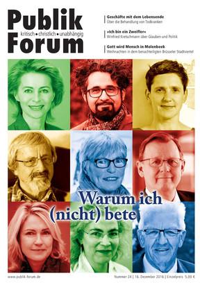Publik-Forum, 24/2016