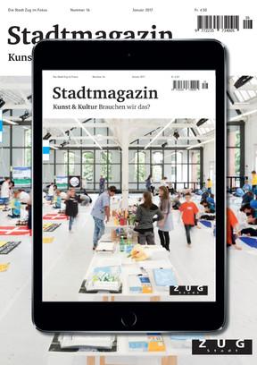 Stadtmagazin Nr. 16