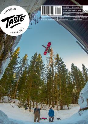 Taste Snowboard Magazine #2 2016