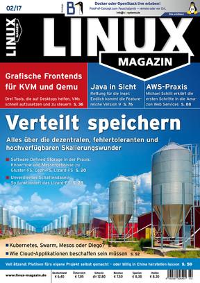 Linux Magazin 02/2017 Linux Magazin