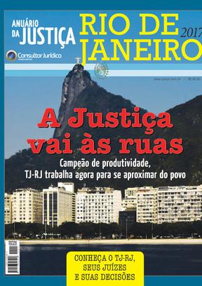 Anuário da Justiça Rio de Janeiro 2017