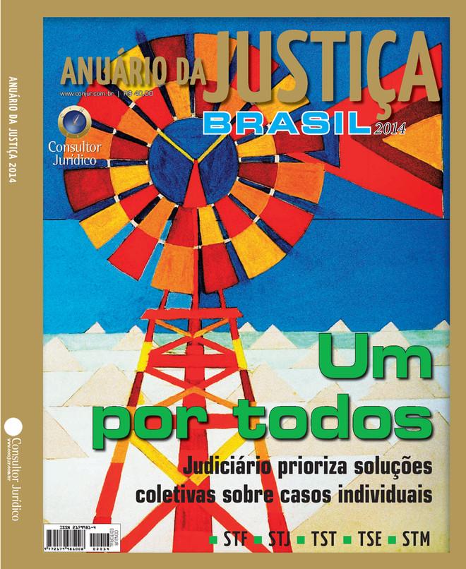 Anuário da Justiça Brasil 2014