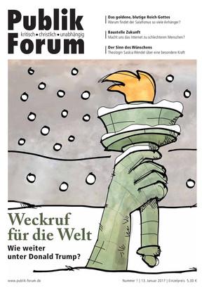 Publik-Forum, 01/2017