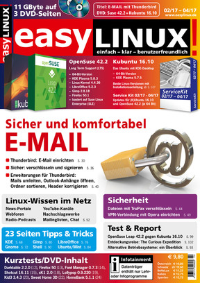 Easy Linux 02/17-04/17