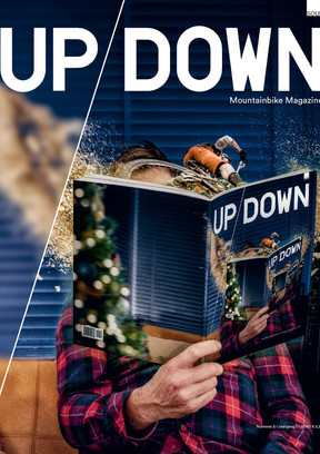 Up/Down mountainbike magazine #5 2016