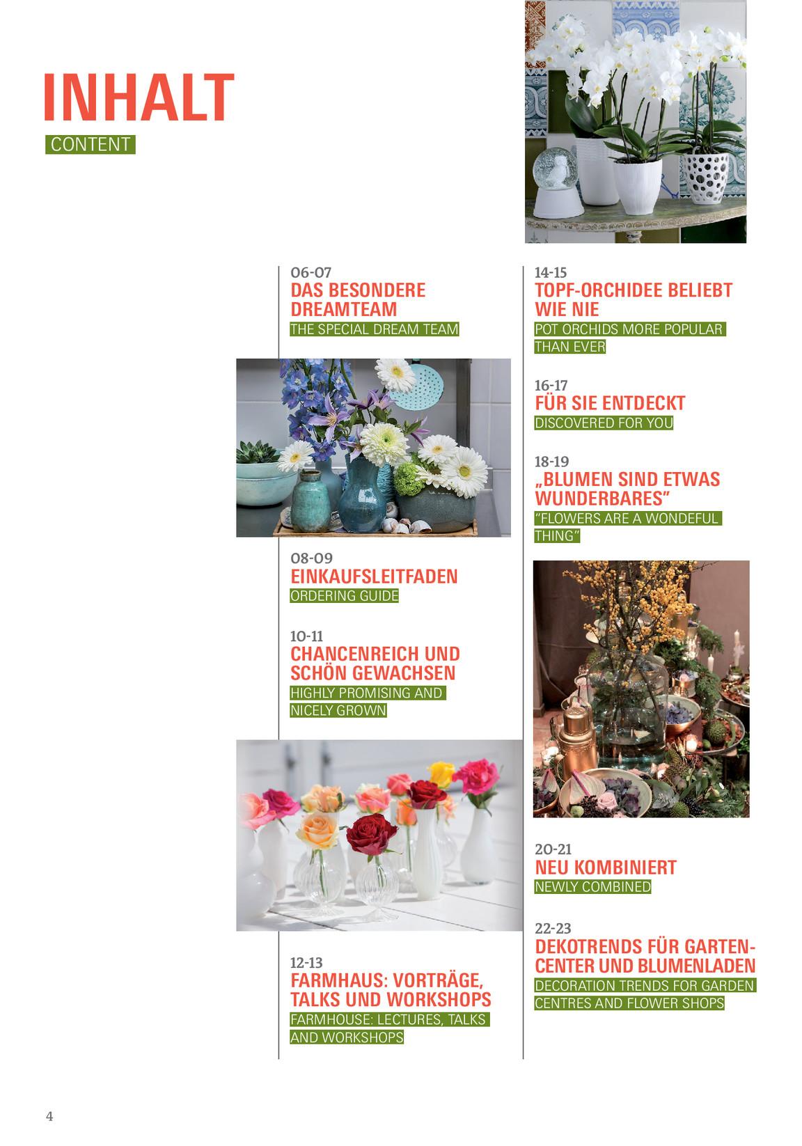 Floradecora 2017 Publishing Services