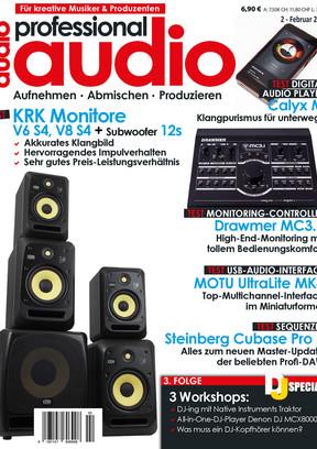 Professional audio 02/2017