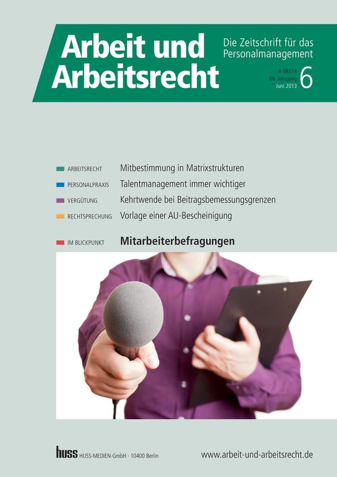 AuA 6/13   A & A Magazin
