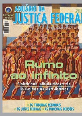 Anuário da Justiça Federal 2015