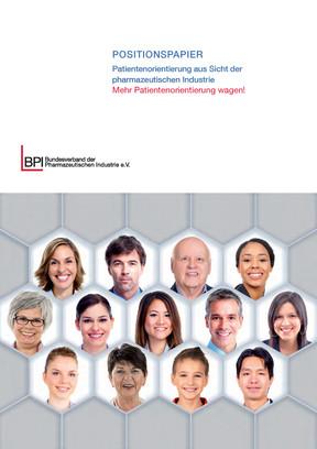 BPI-Positionspapier zur Patientenorientierung