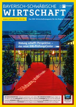 Bayerisch-Schwäbische Wirtschaft 1-2/2017
