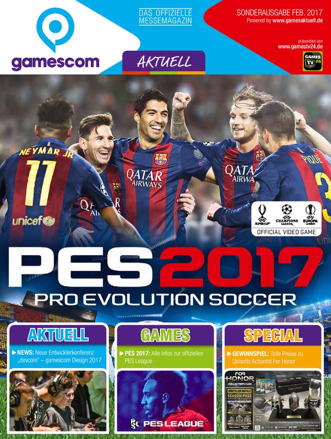 gamescom AKTUELL Sonderausgabe Feb. 2017 GA
