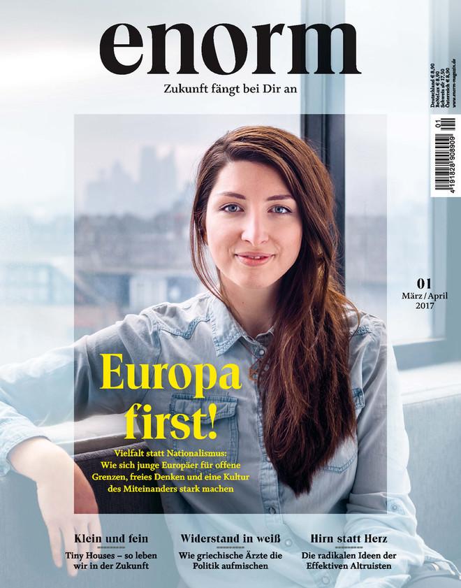 Europa first!