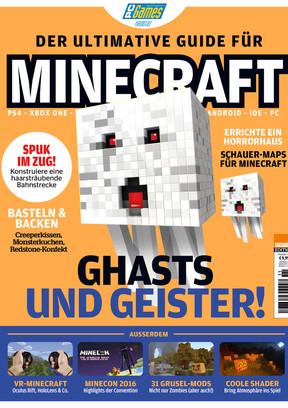 Der ultimative Guide für Minecraft (Nr. 10)