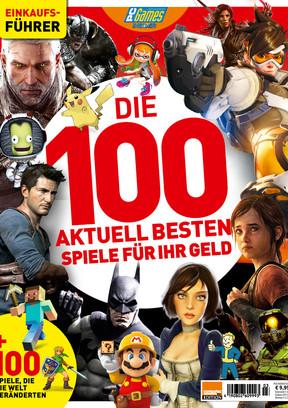 Einkaufsführer: Die aktuell besten 100 Videospiele (Nr. 1)