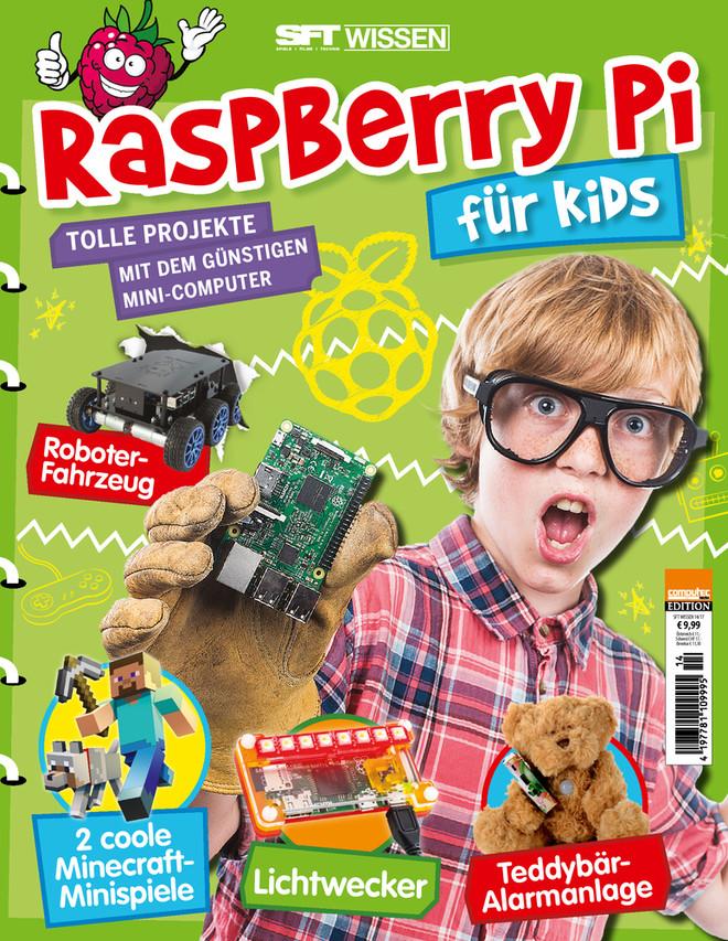Raspberry Pi für Kids (Nr. 1)