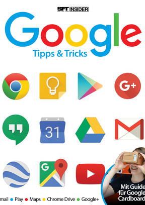 Google Tipps & Tricks (Nr. 1)
