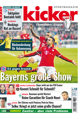 kicker 15/2017