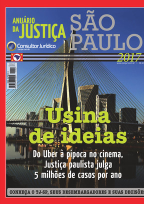 Anuário da Justiça São Paulo 2017